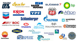 oil and gas customers small