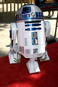 """R2D2 """"STAR WARS: THE CLONE WARS"""" Premiere Egyptian Theater Los Angeles, CA August 10, 2008 ©2008 Kathy Hutchins / Hutchins Photo"""