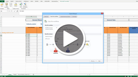 Excel Workflow Demo